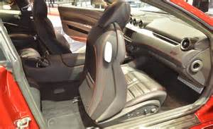 Ff Interior Pictures Car And Driver