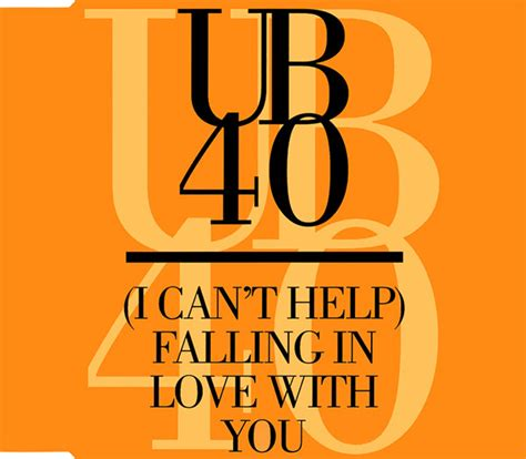 ub40 i can t help falling in love with you at discogs