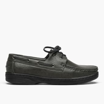 boat shoes lazada milanos men fern boat shoes gray lazada ph