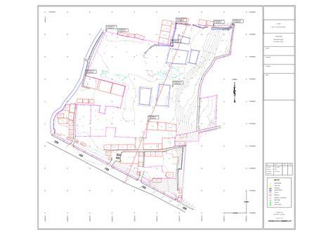 contoh layout peta topografi jasa survey pengukuran topografi contoh laporan data