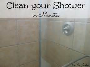 How To Clean The Shower Door How To Clean Glass Shower Doors The Easy Way