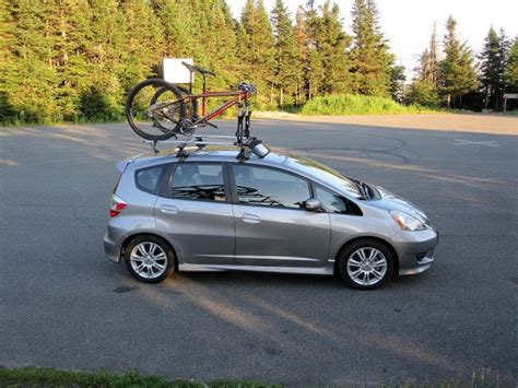 Honda Fit Rack by Roof Rack Installation On Honda Fit Unofficial Honda Fit