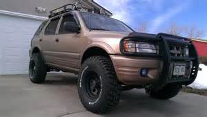 Isuzu Rodeo Lifted Isuzu Rodeo 2001 Image 52