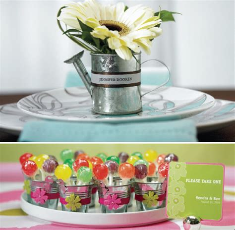 Wedding Favors Ideas Diy diy tin pail wedding favor ideas here comes the