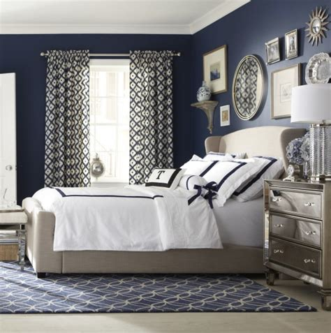 navy master bedroom a decorating style that doesn t get dated bedrooms 12684 | 78c97c50c292dad315852c358a71df7c
