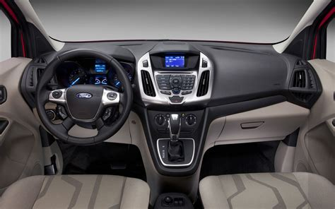 ford transit pictures interior