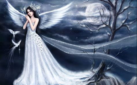 imagenes de hadas alegres angel wallpaper and background 1440x900 id 154219