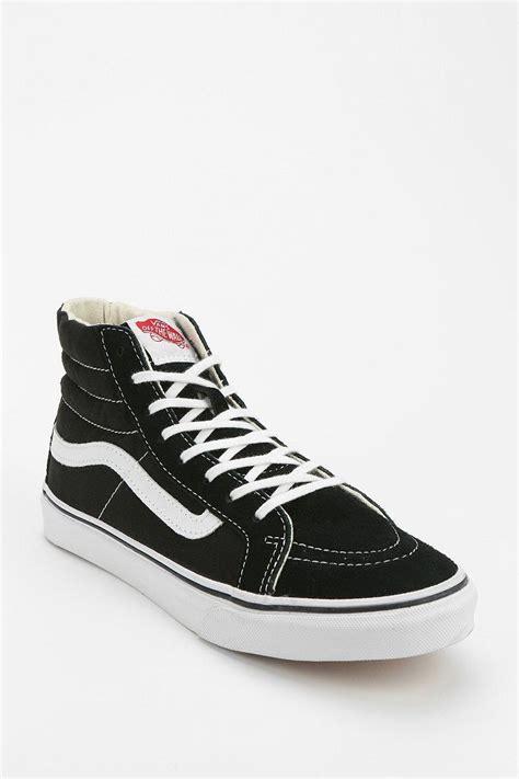 vans high top sneakers vans sk8 hi slim s high top sneaker