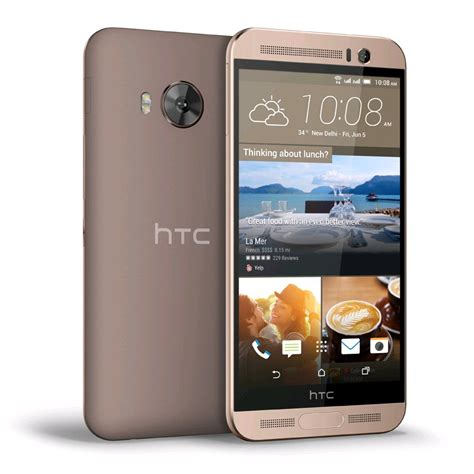 htc one dual htc one me dual m9ew 32gb gold sim free unlocked phone in