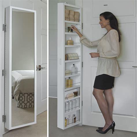 cabidor mirrored storage cabinet collection of concealed door storage cabinet 13542