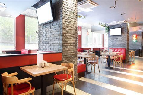restaurante moderno  ladrillo gris fotos   te