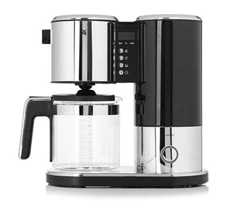 Kaffeemaschine Wmf 3493 by Kaffeemaschine Wmf Wmf Bueno Kaffeemaschine Glas Coffee