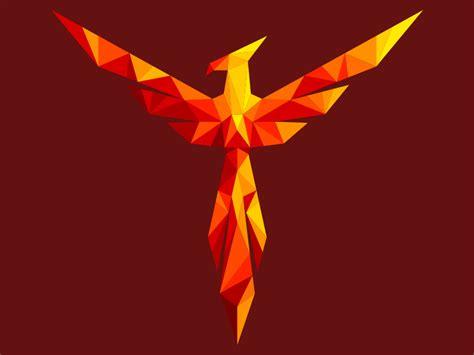 phoenix tattoo geometric geometric phoenix google search geometric pinterest