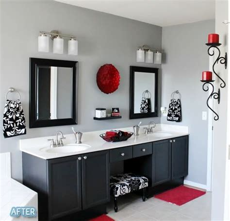 Black White And Silver Bathroom Ideas by Ideas For Organizing The Bathroom Bath Organizing And
