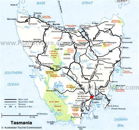 Peninsula Kitchen Floor Plan by 12 Top Rated Tourist Attractions In Tasmania Planetware