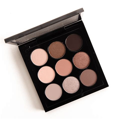 Eyeshadow Mac Pallete Mac Macnificent Eyeshadow Palette Temptalia Bloglovin