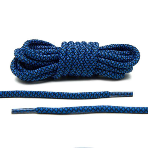columbia paint angelus columbia blue black rope laces lace lab rope laces