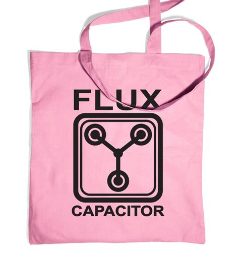What The Flux Is This Handbag All About flux capacitor tote bag somethinggeeky