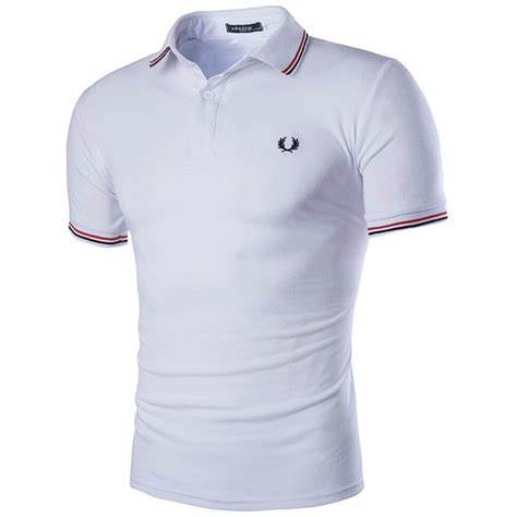 polo shirt kaos polo reebok white kaos polo shirt pria sleeve t shirt size l white