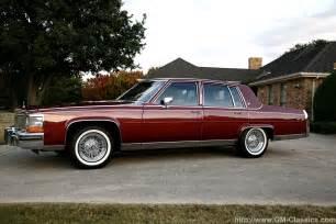 89 Cadillac Brougham For Sale 1989 Cadillac Fleetwood Brougham Matt Garrett