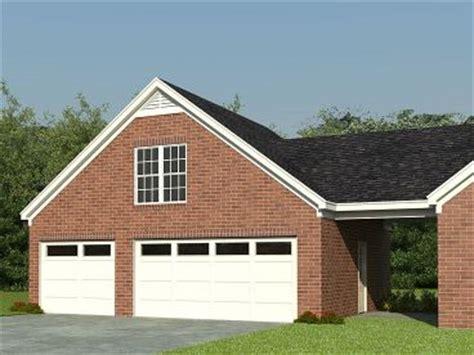3 Car Garage Plans Loft by Three Car Garage Plans 3 Car Garage Plan With Loft
