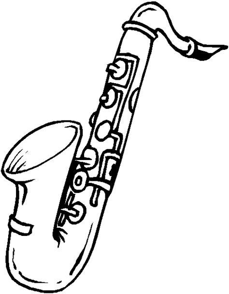 blues music coloring pages best saxophone clipart 6284 clipartion com