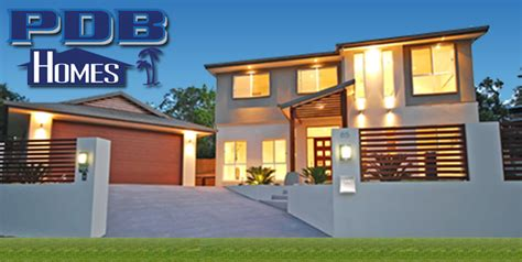pdb homes the regatta designer home brisbane yatala