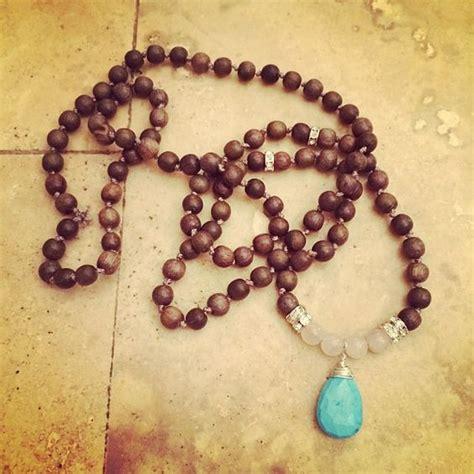 how to make mala how to make a mala really pretty as a necklace