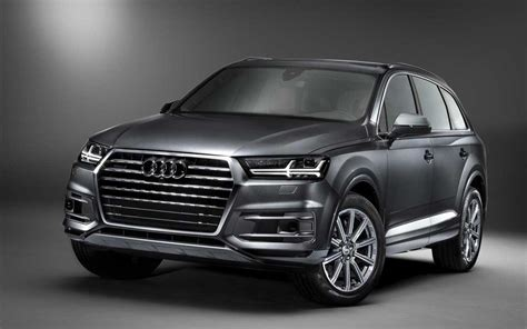 New Audi 2018 Models by 2018 Audi Q7 Exterior And Interior