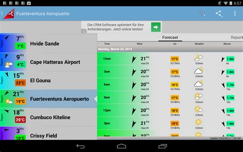 windfinder mobile windfinder android apps on play