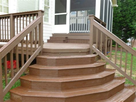 Building Deck Stairs by What It Really Takes To Build A Safe Deck In Salt Lake