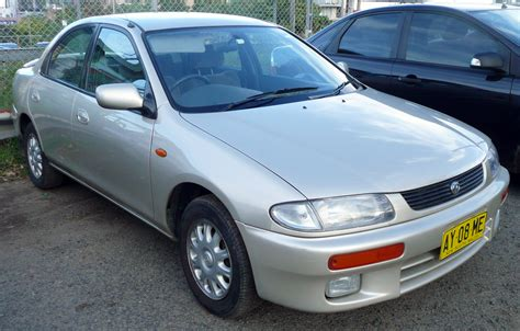 buy mazda car mazda 323 protege picture 14 reviews news specs buy car