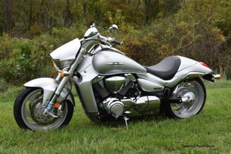 Harley Suzuki Suzuki Boulevard M109r Power Cruiser Mint Mint Vrod