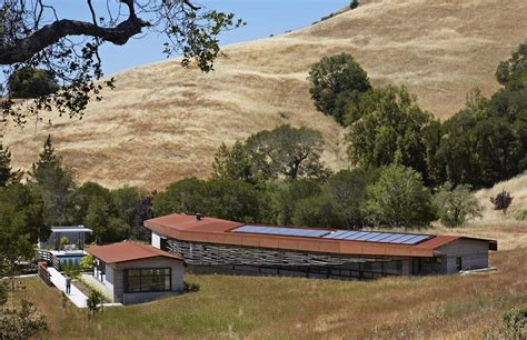 Steep Slope and Solar Orientation determine Shape of House