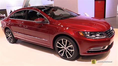 Volkswagen Cc V6 by 2016 Volkswagen Cc 3 6l V6 4motion Exterior And Interior