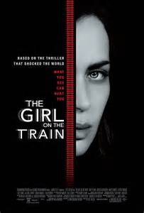 The girl on the train 2016 poster art