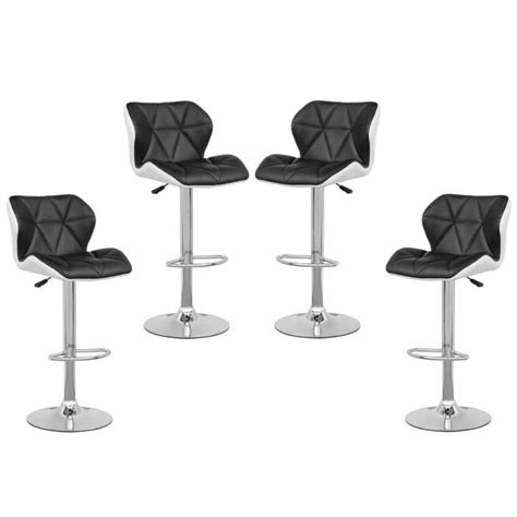 Tabouret De Bar Lot De 4 by Tabouret De Bar Lot De 4
