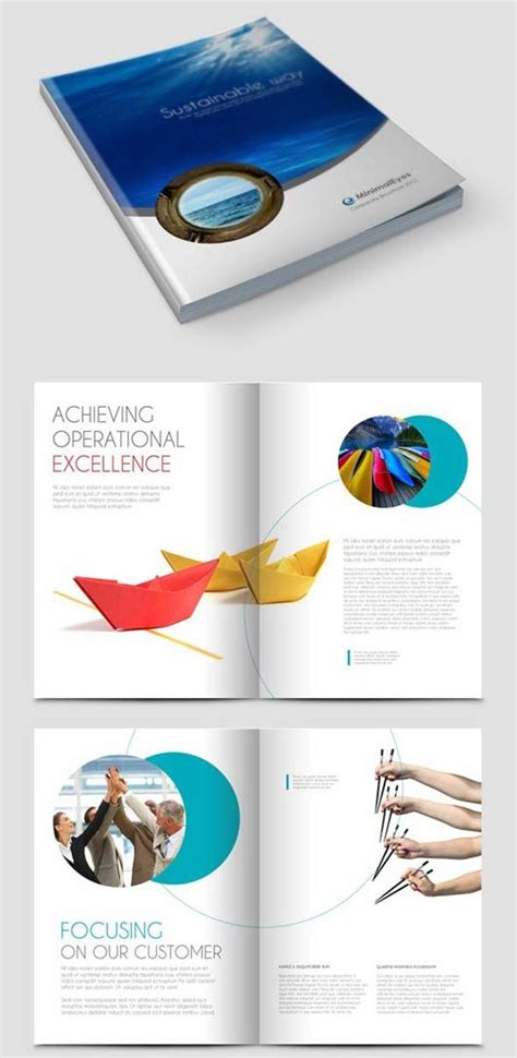 annual report template indesign free annual report design templates annual report