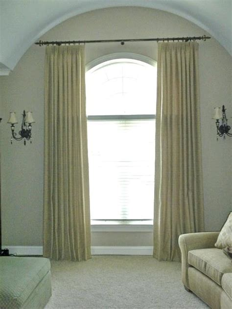 Window Treatments For Arched Windows Decor Window Coverings For Curved Windows Buethe Org