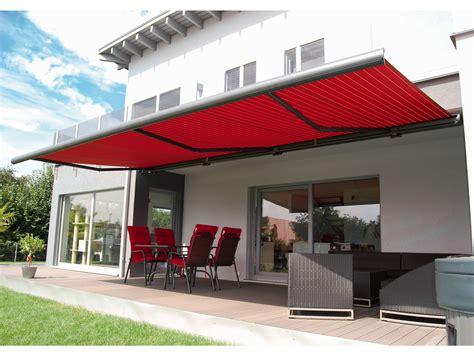 go outdoors awnings box folding arm awning markilux 5010 by markilux