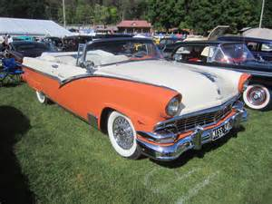 1956 Ford Sunliner 1956 Ford Sunliner Information And Photos Momentcar