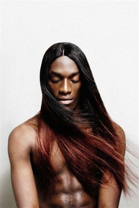 african american men with long hair 379 best men hairstyles images on pinterest men hair