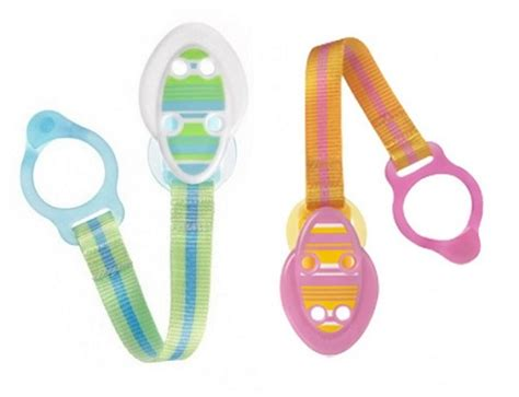Tali Empeng by Tommee Tippee Soother Holder Pacifier Clipper