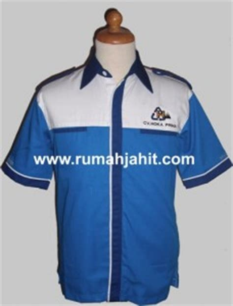 Kaos Satpam Logo Kombinasi Warna seragam kerja perusahaan mitra pengadaan seragam no 1 di