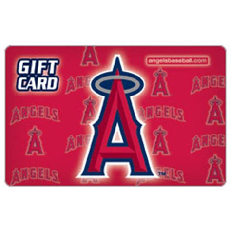 Mlb Gift Card - mlb los angeles angels of anaheim gift card findgift com