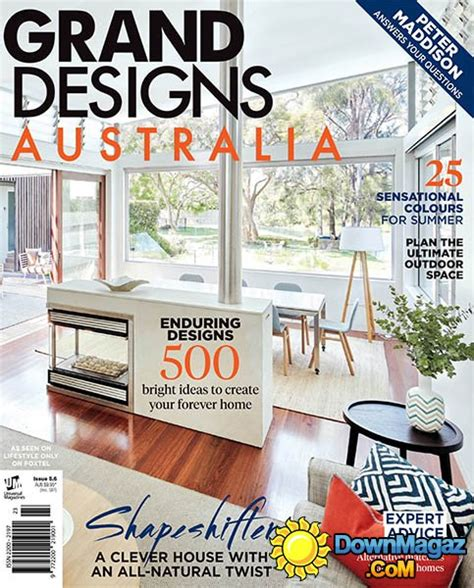 home decorating magazines australia grand designs au issue 5 6 2016 187 download pdf magazines