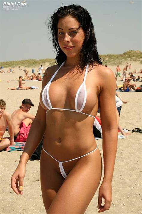 10 Two Revealing Swimsuits For Those Daring by More Here Http Bit Ly 1oaqtqp Daring On