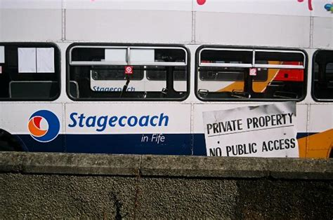 fife   vanishing depots bus stations  routes
