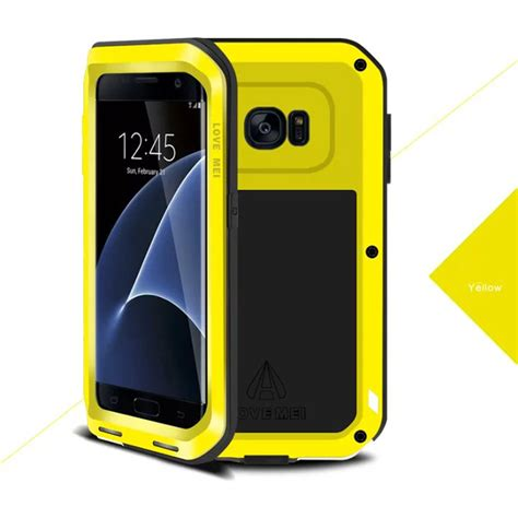 Armor Bumperlove Mei Powerful Small Cover Casing Htc One M7 mei shockproof aluminum gorilla glass cover for samsung galaxy phone ebay