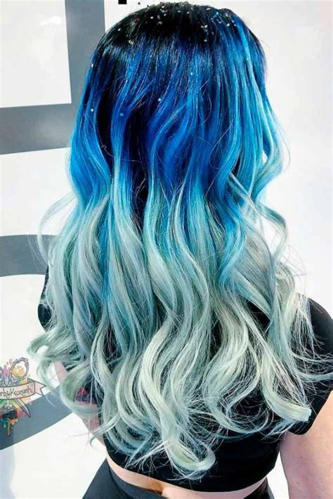 hairstyles dyed best 25 blue hairstyles ideas on pinterest hair goals